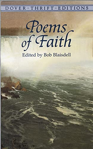 9780486424477: Poems of Faith (Dover Thrift Editions)