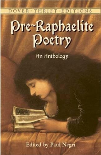 9780486424484: Pre-Raphaelite Poetry: An Anthology (Dover Thrift Editions)