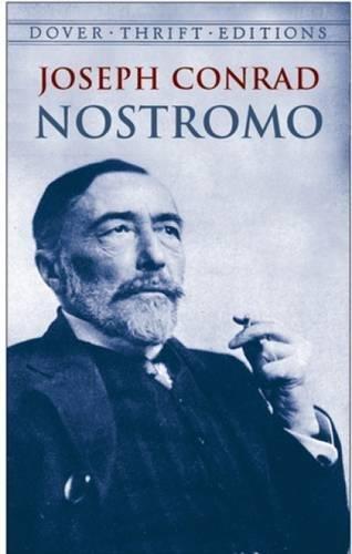 9780486424521: Nostromo (Dover Thrift Editions)
