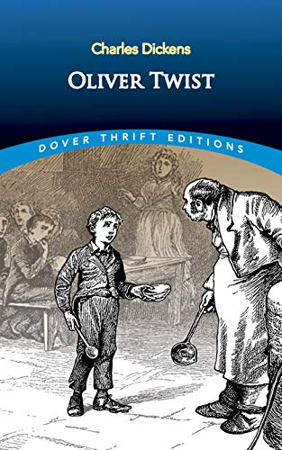 9780486424538: Oliver Twist (Dover Thrift Editions)