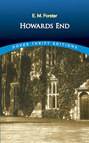 9780486424545: Howards End (Dover Thrift Editions)