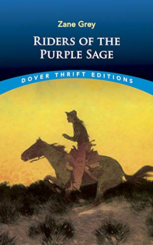 9780486424569: Riders of the Purple Sage (Dover Thrift Editions)