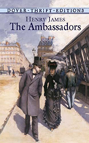 9780486424576: The Ambassadors (Dover Thrift Editions)