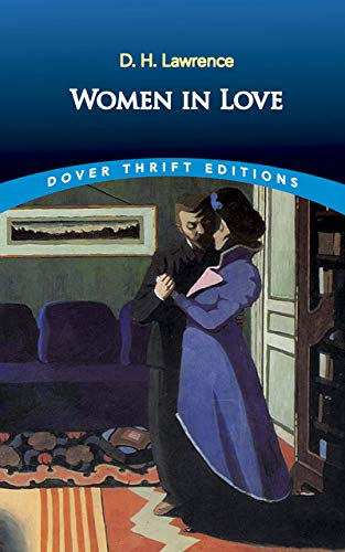 9780486424583: Women in Love (Dover Thrift Editions)