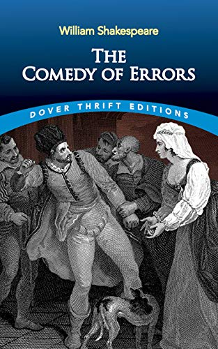 The Comedy of Errors (Dover Thrift Editions): William Shakespeare