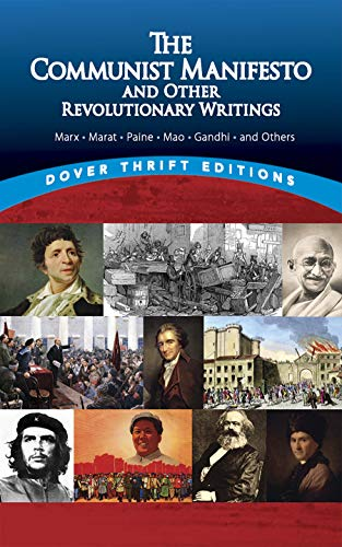 The Communist Manifesto and Other Revolutionary Writings (Dover Thrift Editions) (0486424650) by Robert Blaisdell; Bob Blaisdell; Marx; Gandhi