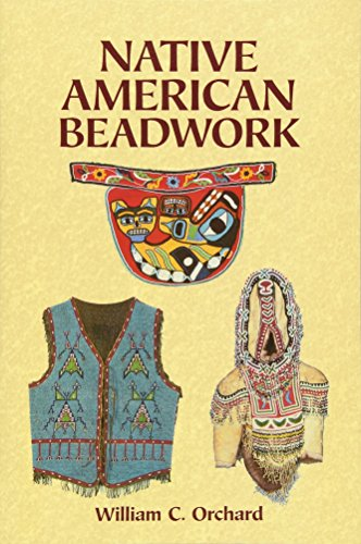 9780486424835: Native American Beadwork