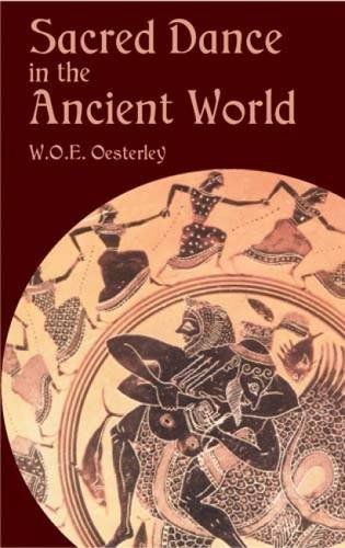 9780486424941: Sacred Dance in the Ancient World