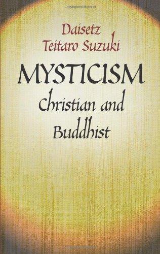 9780486425085: Mysticism: Christian and Buddhist