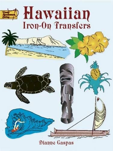 9780486425252: Hawaiian Iron-On Transfers (Dover Iron-On Transfer Patterns)