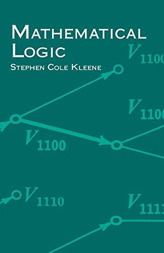 9780486425337: Mathematical Logic (Dover Books on Mathematics)