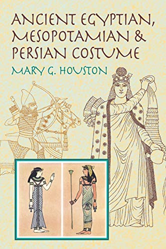 9780486425627: Ancient Egyptian, Mesopotamian & Persian Costume