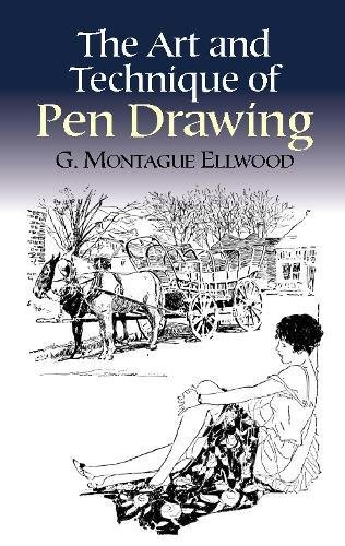 9780486426051: The Art and Technique of Pen Drawing (Dover Art Instruction)