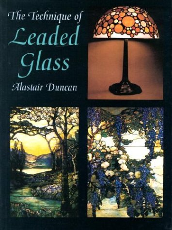 9780486426075: The Technique of Leaded Glass (Dover Stained Glass Instruction)
