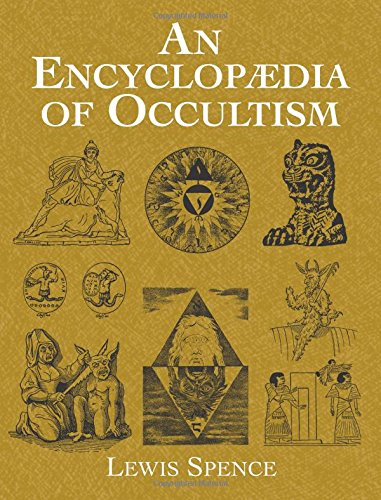 9780486426136: An Encyclopaedia of Occultism (Dover Occult)