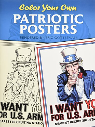 Color Your Own Patriotic Posters: Eric Gottesman