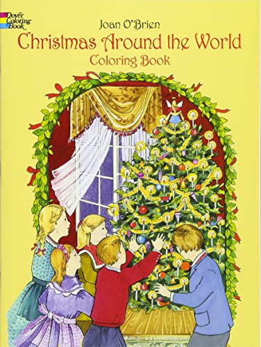 9780486426518: Christmas Around the World Coloring Book (Dover Holiday Coloring Book)