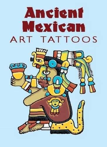 9780486426587: Ancient Mexican Art Tattoos