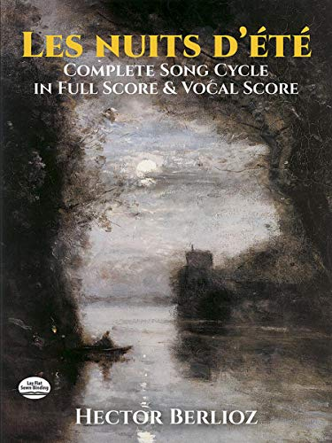 9780486426655: Les Nuits d'été: Complete Song Cycle in Full Score and Vocal Score