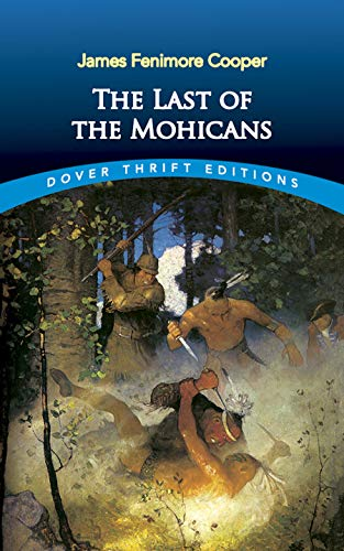 9780486426785: The Last of the Mohicans (Dover Thrift Editions)