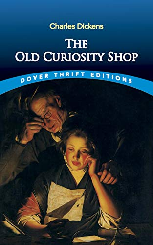 9780486426792: The Old Curiosity Shop (Dover Thrift Editions)
