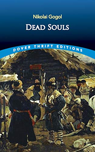 9780486426822: Dead Souls (Dover Thrift Editions)