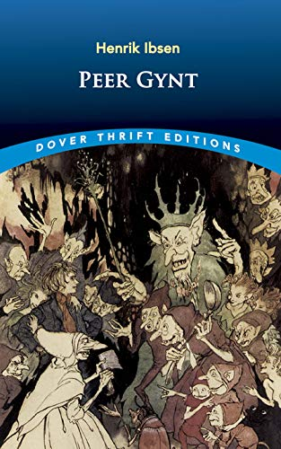 9780486426860: Peer Gynt (Dover Thrift Editions)