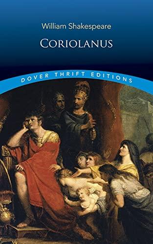 Coriolanus (Dover Thrift Editions): William Shakespeare