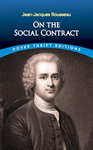 9780486426921: On the Social Contract (Dover Thrift Editions)