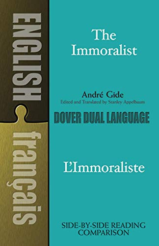 9780486426952: The Immoralist/L'Immoraliste: A Dual-Language Book (Dover Dual Language French) (English and French Edition)