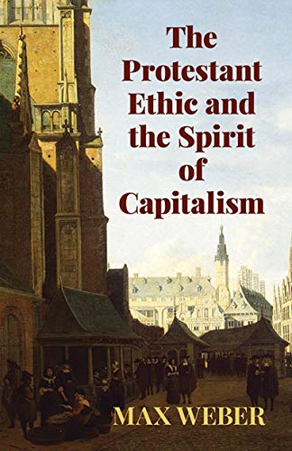9780486427034: The Protestant Ethic and the Spirit (Economy Editions)
