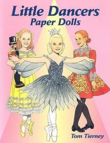 9780486427416: Little Dancers Paper Dolls