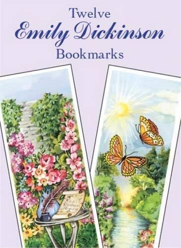 9780486427522: Twelve Emily Dickinson Bookmarks