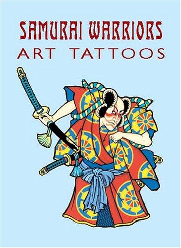 9780486427539: Samurai Warriors Art Tatoos