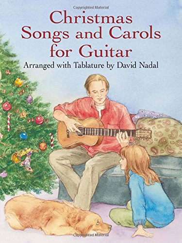 9780486427577: Christmas Songs and Carols for Guitar