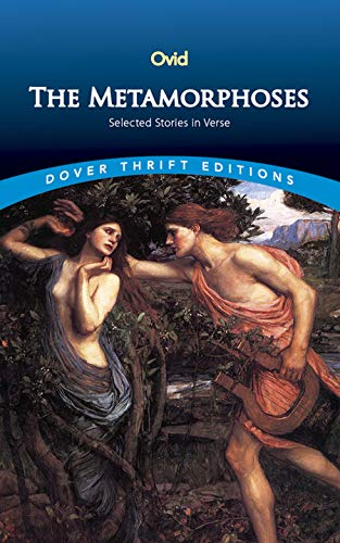 9780486427584: The Metamorphoses: Selected Stories in Verse (Dover Thrift Editions)