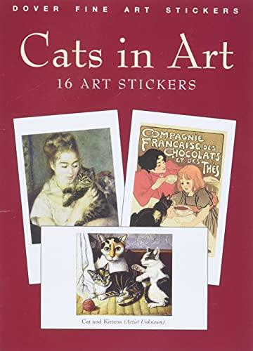 9780486427737: Cats in Art