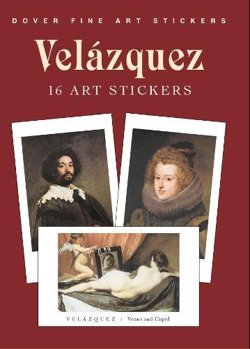 9780486427768: Velázquez: 16 Art Stickers (Dover Art Stickers)