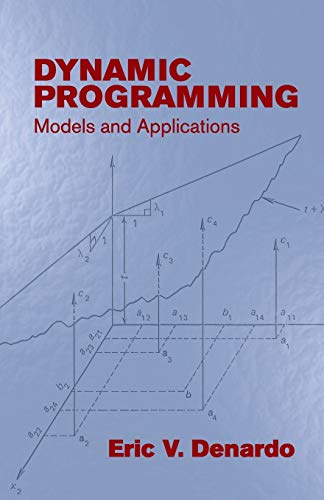 9780486428109: Dynamic Programming: Models and Applications (Dover Books on Computer Science)