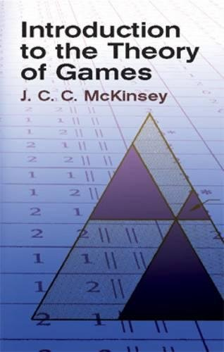 9780486428116: Introduction to the Theory of Games (Dover Books on Mathematics)