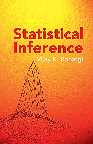 9780486428123: Statistical Inference (Dover Books on Mathematics)