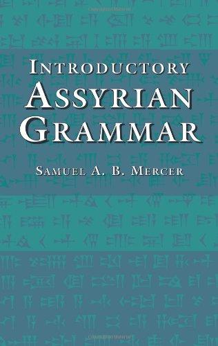 9780486428154: Introductory Assyrian Grammar