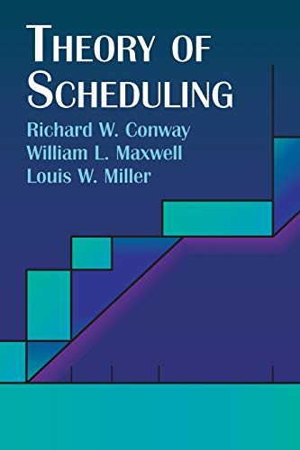 9780486428178: Theory of Scheduling (Dover Books on Computer Science)