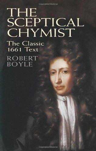9780486428253: The Sceptical Chymist (Chemistry)