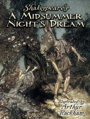 9780486428338: Shakespeare's A Midsummer Night's Dream