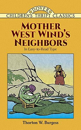 9780486428468: Mother West Wind's Neighbors