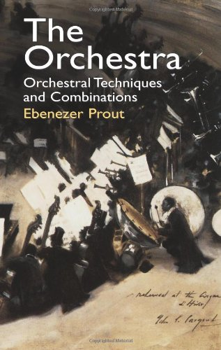 9780486428512: The Orchestra: Orchestral Techniques and Combinations (Dover Books on Music)