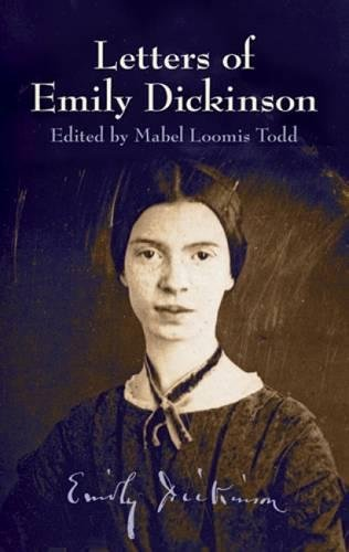9780486428581: Letters of Emily Dickinson (Dover Books on Literature & Drama)