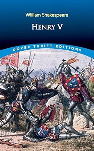 9780486428871: Henry V (Dover Thrift Editions)