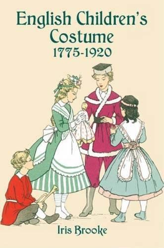 9780486429847: English Children's Costume 1775-1920